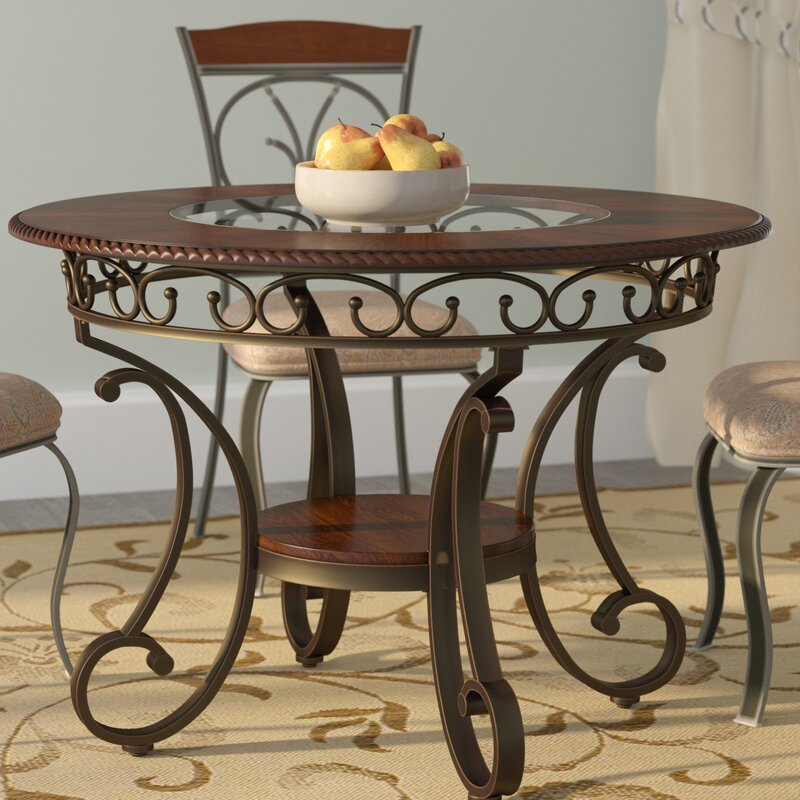 Wren Post 5 Piece Dining Set