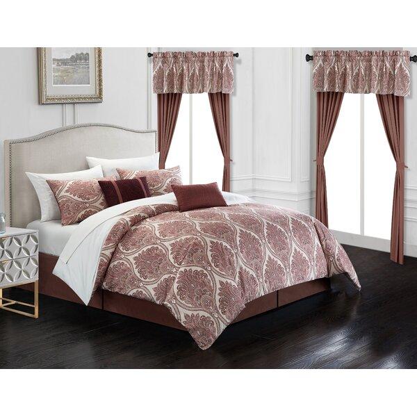 Heide 20 Piece Bed in a Bag Comforter Set