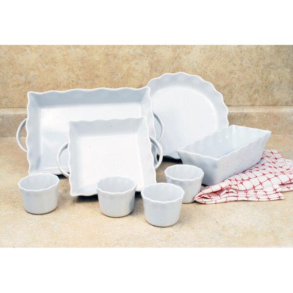 Meggan 8 Piece Bakeware Set by Mint Pantry