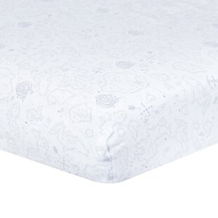 Fairbury Fitted Crib Sheet By Greyleigh