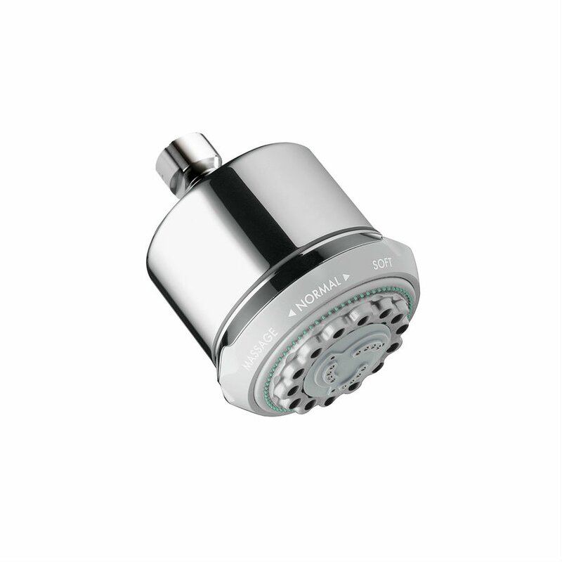 Hansgrohe Showerpower Clubmaster Shower Head & Reviews | Wayfair