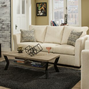 Simmons Upholstery Du Bois Sofa Bed Sleeper by Andover Mills