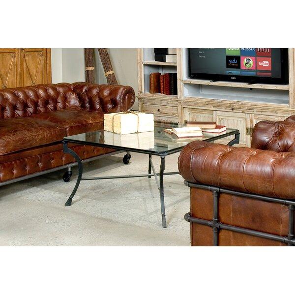Cross Legs Coffee Table By Sarreid Ltd