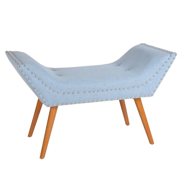 Gina Upholstered Bench by Porthos Home