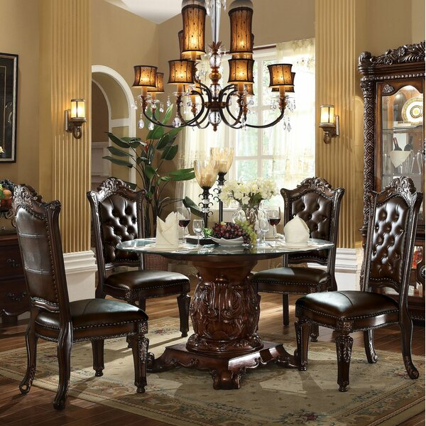 Susann 5 Pieces Dining Set by Astoria Grand