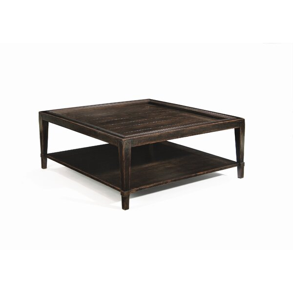 Vintage Patina Coffee Table by Bernhardt