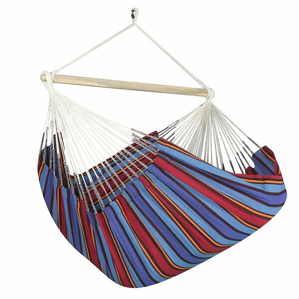 Caribbean Jumbo Lounger Chair Hammock by KW Hammocks