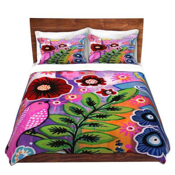 Beauty Bird Duvet Cover Set