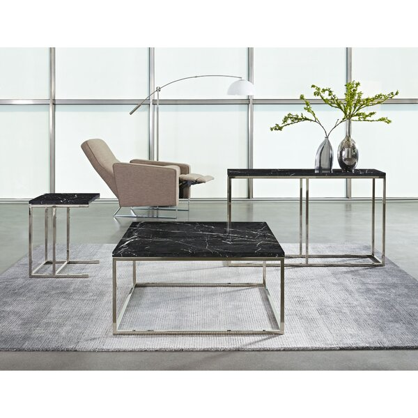 Derek 3 Piece Coffee Table Set