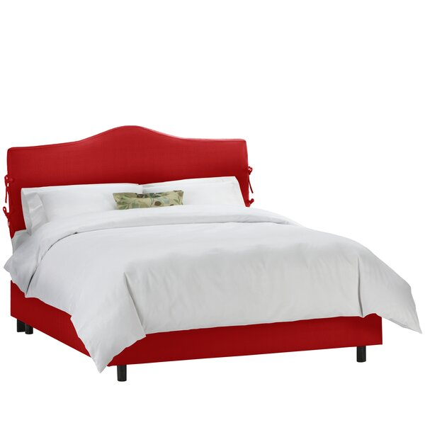 Shelby Upholstered Standard Bed by Wayfair Custom Upholstery™