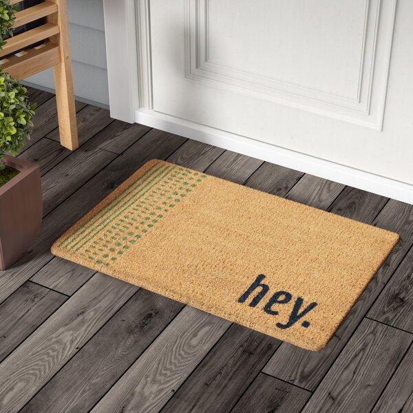 Hey Doormat by Floor 9