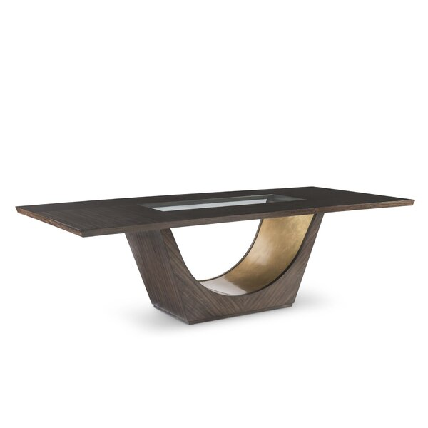 Runway Solid Wood Dining Table by Fine Furniture Design Fine Furniture Design