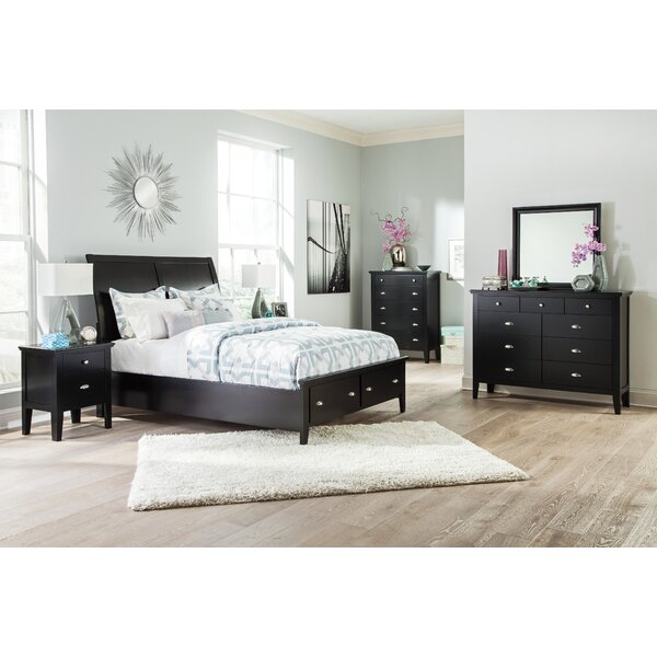 Crockett Panel Configurable Bedroom Set by Red Barrel Studio