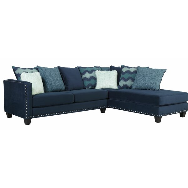 Duguay Sectional by Darby Home Co