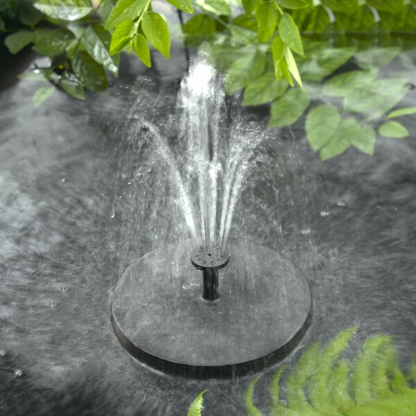 Solar Aquatics Sunjet Fountain Kit by Smart Solar