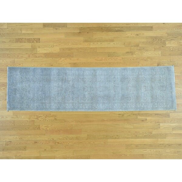 One-of-a-Kind Beaumont Handwoven Wool Area Rug by Isabelline