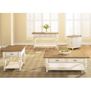 Top Reviews Neve 4 Piece Coffee Table Set By August Grove