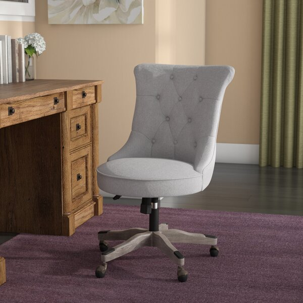Philipsburg Tufted Office Chair by Laurel Foundry Modern Farmhouse