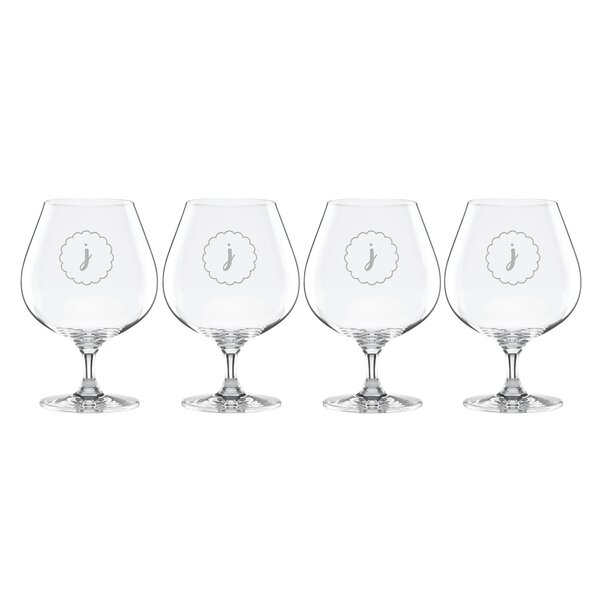 Lenox Tuscany 22 oz. Crystal Snifter Glass (Set of 4) by Lenox