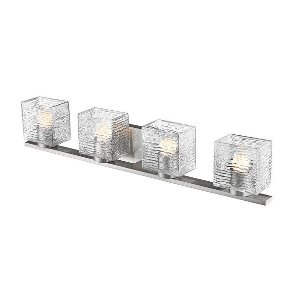 Mckellar 4-Light LED Vanity Light by Orren Ellis