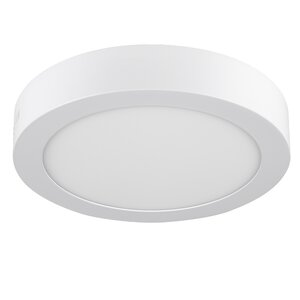 discus 18w led flush ceiling light