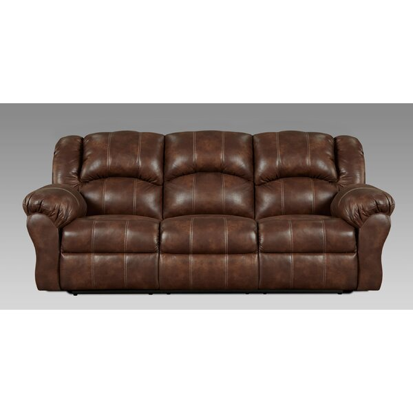 Best Price For Graford Reclining Sofa by Millwood Pines by Millwood Pines