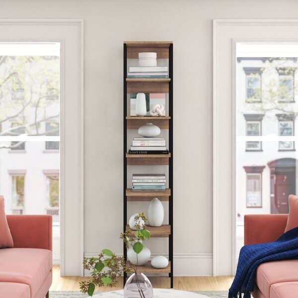 Blonde Etagere Bookcase By Foundstone