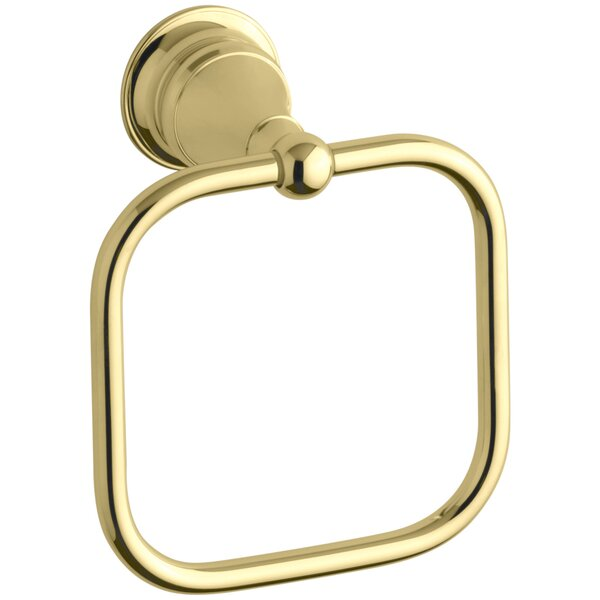Revival Wall Mounted Towel Ring by Kohler