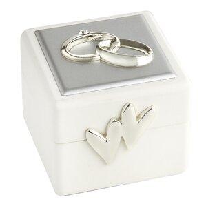 Wedding Ring Box by Heim Concept