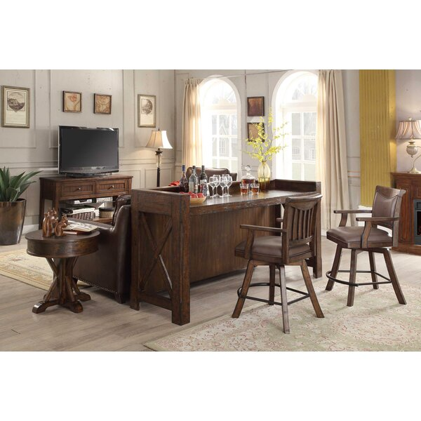 Tremper Bar Set by Millwood Pines Millwood Pines
