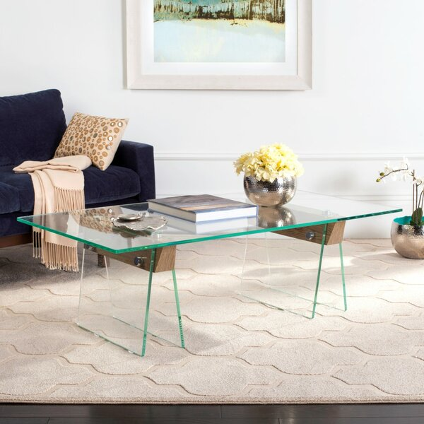 Nystrom Coffee Table by Orren Ellis
