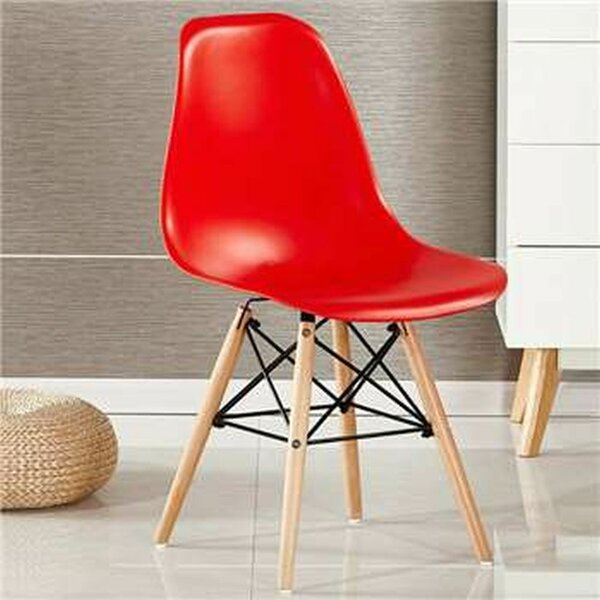 Adama Dining Chair (Set of 2) by Wrought Studio