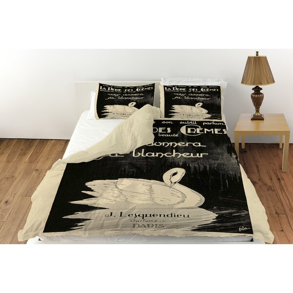 Swan Cremes Duvet Cover Collection