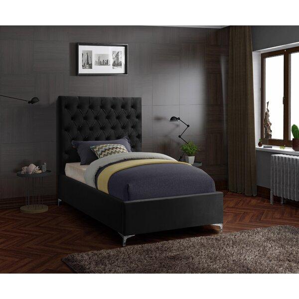 Dermott Upholstered Platform Bed by Mercer41