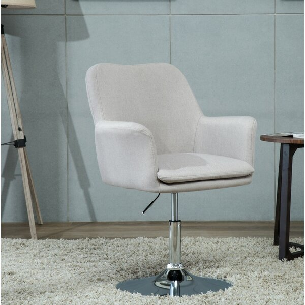 LePage Pedestal Swivel Office Chair by Orren Ellis