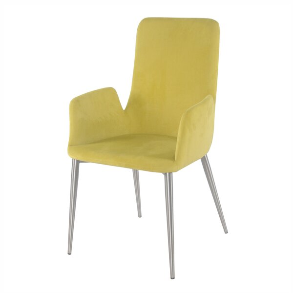 Cherlyn Dining Arm Chair (Set of 2) by Orren Ellis