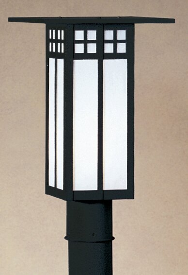 Glasgow 1-Light Lantern Head by Arroyo Craftsman