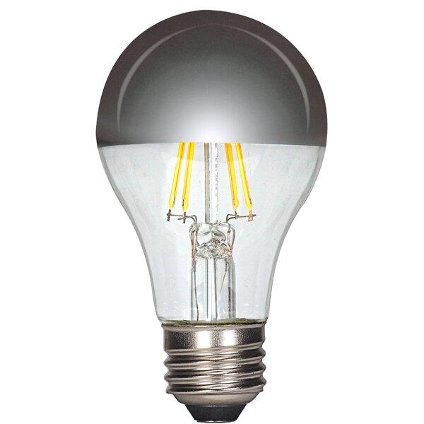 7W E26 Medium Standard LED Light Bulb by Satco