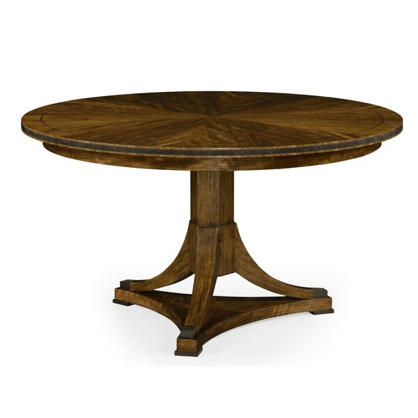 Cambridge Caledonian Solid Wood Dining Table by Jonathan Charles Fine Furniture