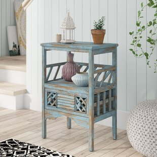 Duffield End Table with Storage