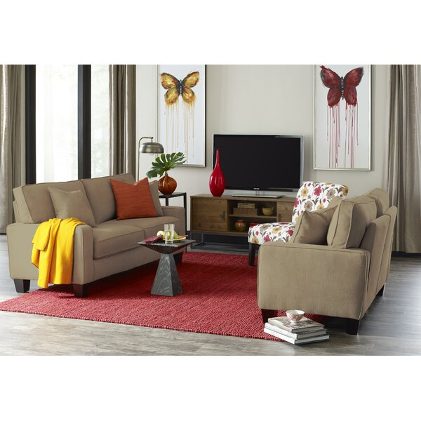 Palisades Configurable Living Room Set by Serta at Home