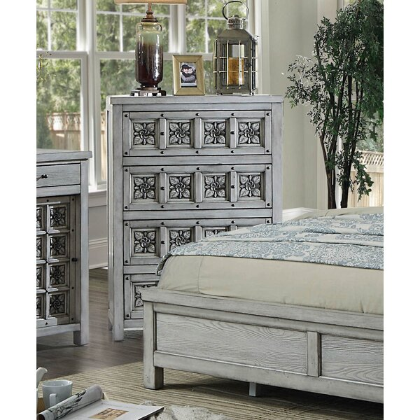 Balfour Falls 4 Drawer Chest by Bungalow Rose