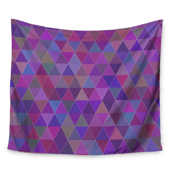 Abstract by Louise Wall Tapestry by East Urban Home