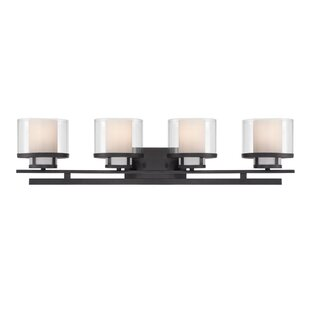 Find a Fusion 4-Light Vanity Light By Designers Fountain