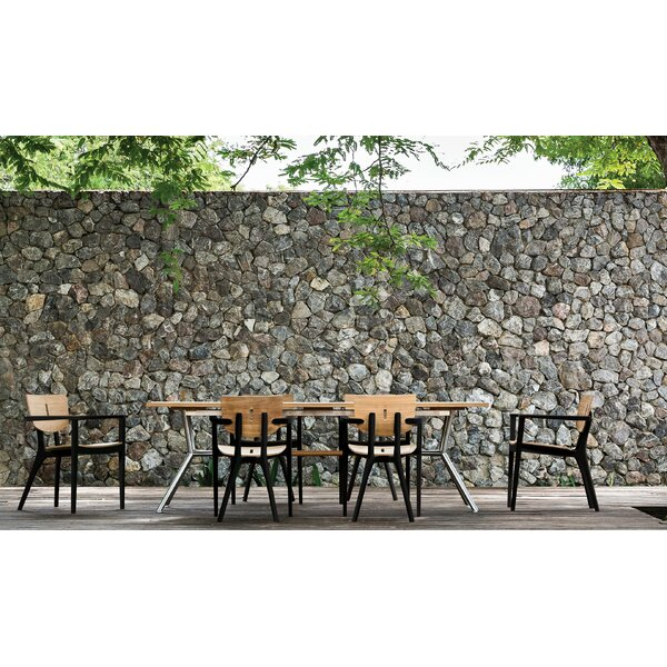 Reef 7 Piece Teak Dining Set by OASIQ