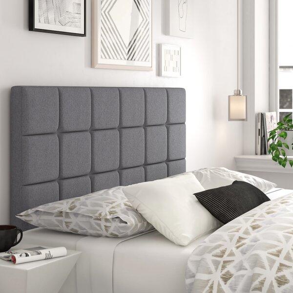 Hortense Queen Upholstered Panel Headboard by Zipcode Design