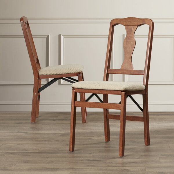 Divernon Upholstered Dining Chair (Set of 2) by Alcott Hill