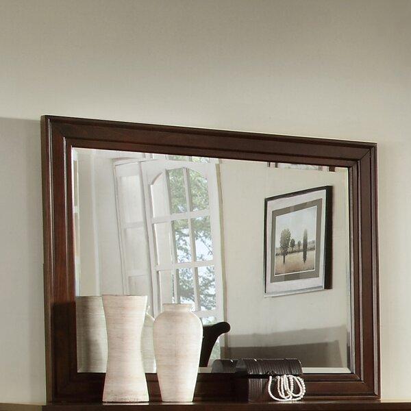 Asher Rectangular Dresser Mirror by Wildon Home ®