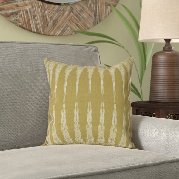 Lassiter Geometric Throw Pillow by Bungalow Rose