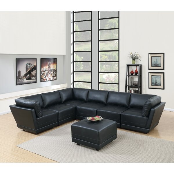 Kleiman 7 Piece Living Room Set by Latitude Run